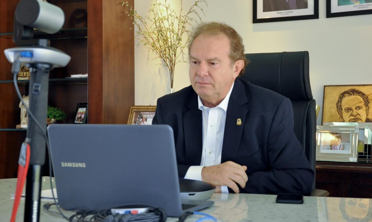 Semana do governador Carlesse é pautada por investimentos em saúde, infraestrutura e combate às queimadas