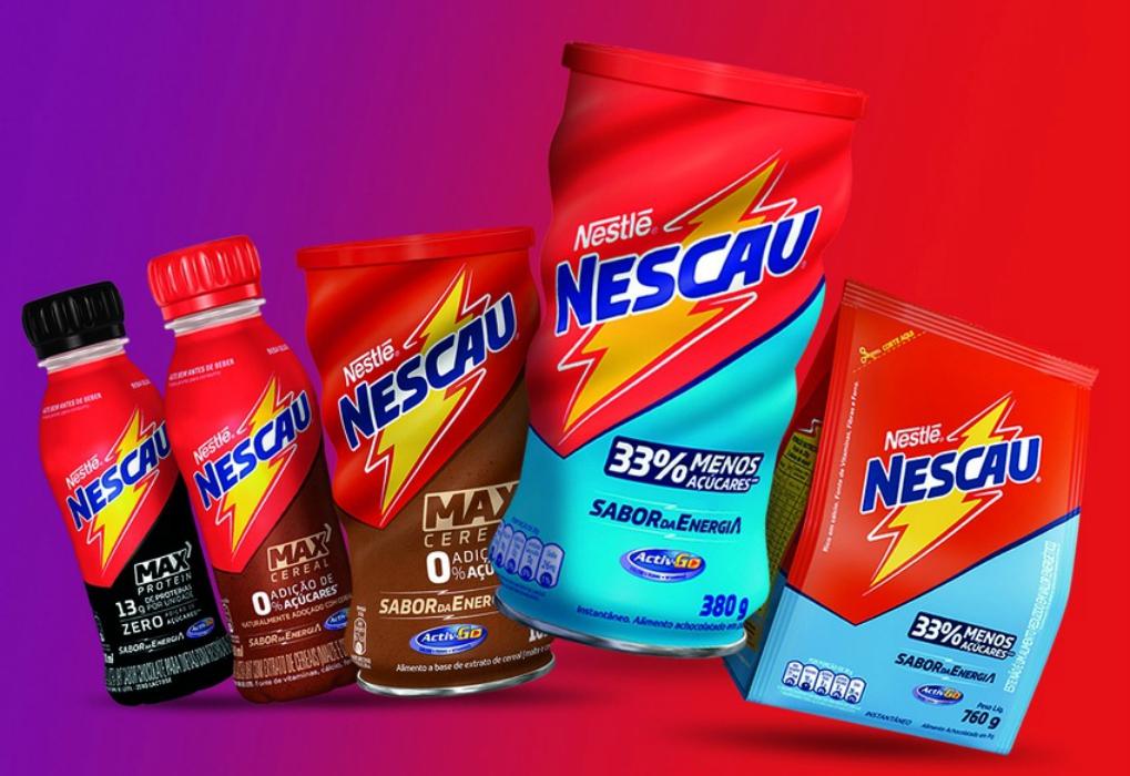 Campanha de NESCAU oferece cashback de 100% em produtos com menos açúcar