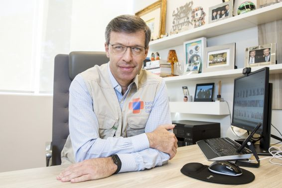 Todos pela Saúde doa mais de 298 mil itens de proteção individual ao sistema público de saúde do Tocantins