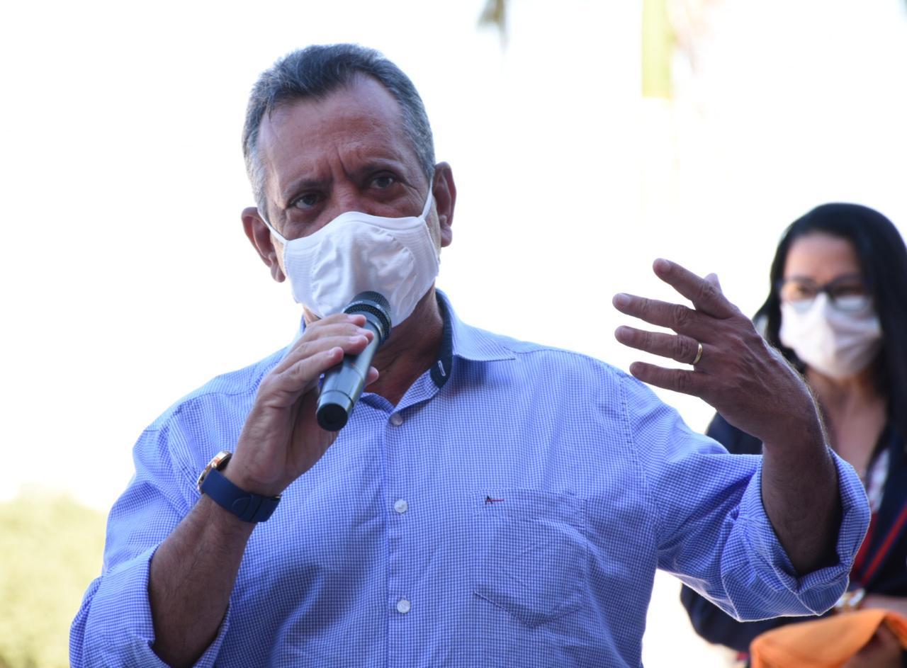 Antonio Andrade comemora pagamento de indenizações e fala sobre atuação do parlamento durante pandemia