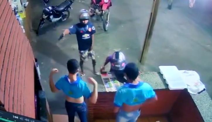 Semana é marcada por onda de assaltos em Paraíso do Tocantins; veja vídeos