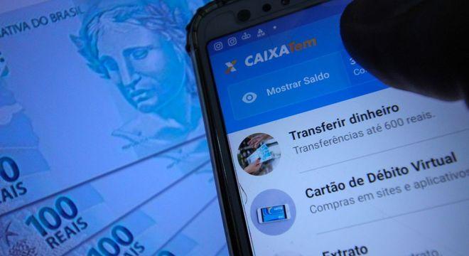 Caixa econômica libera pagamento de auxílio emergencial para 3,4 milhões de brasileiros