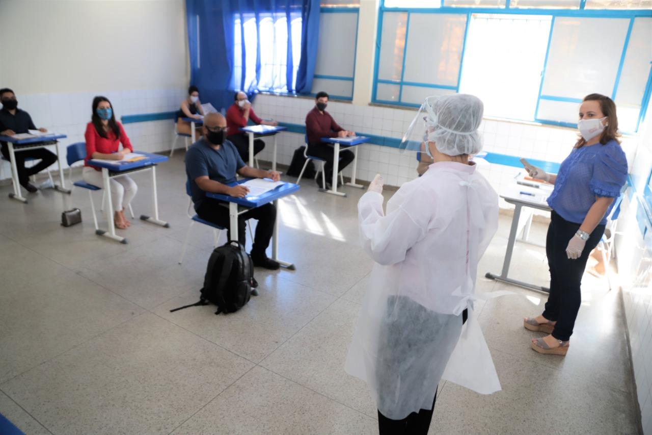 Publicado resultado da avaliação psicológica dos candidatos à Guarda Municipal e Procuradoria de Araguaína