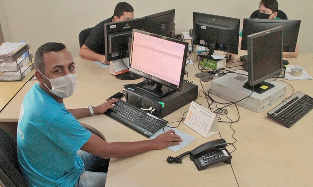 Governo do Tocantins abre processo de seleção para estagiários de nível superior e técnico
