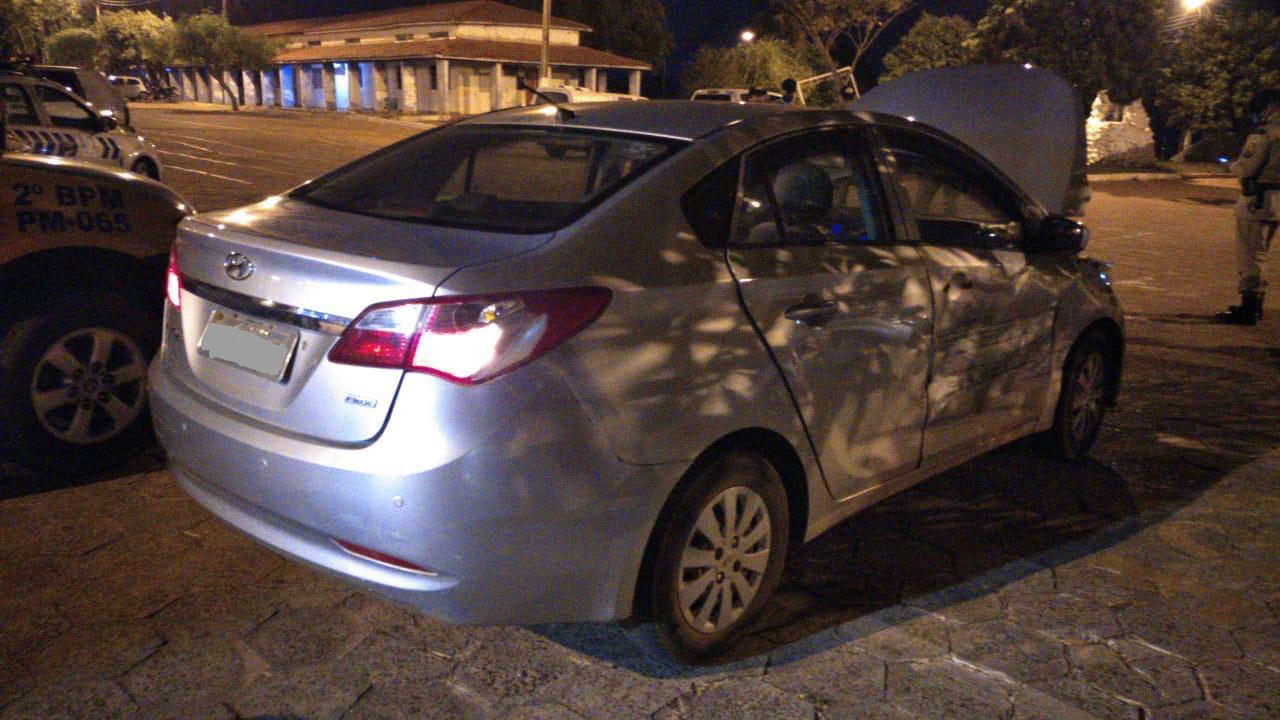 PM prende mulher por receptação de veículo em Araguaína