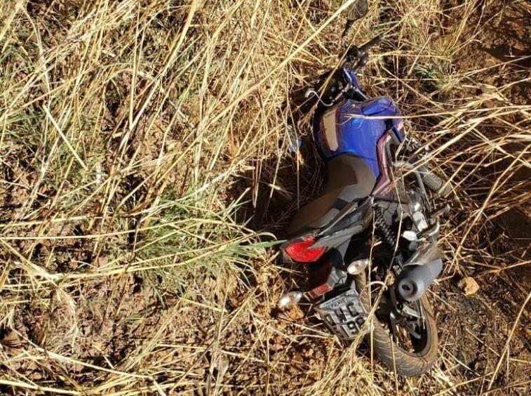 Motocicleta roubada em Palmas é recuperada pela Polícia Civil em Luzimangues