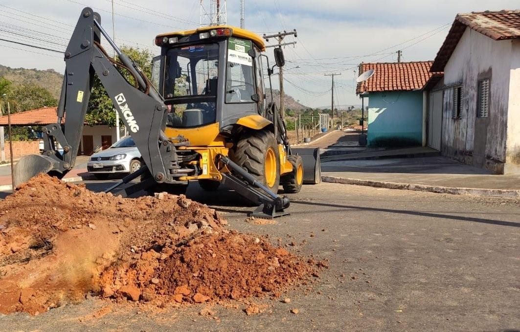 Governo do Tocantins realiza obras de melhoria e extensão da Rede de Distribuição de Água na região sul do Estado