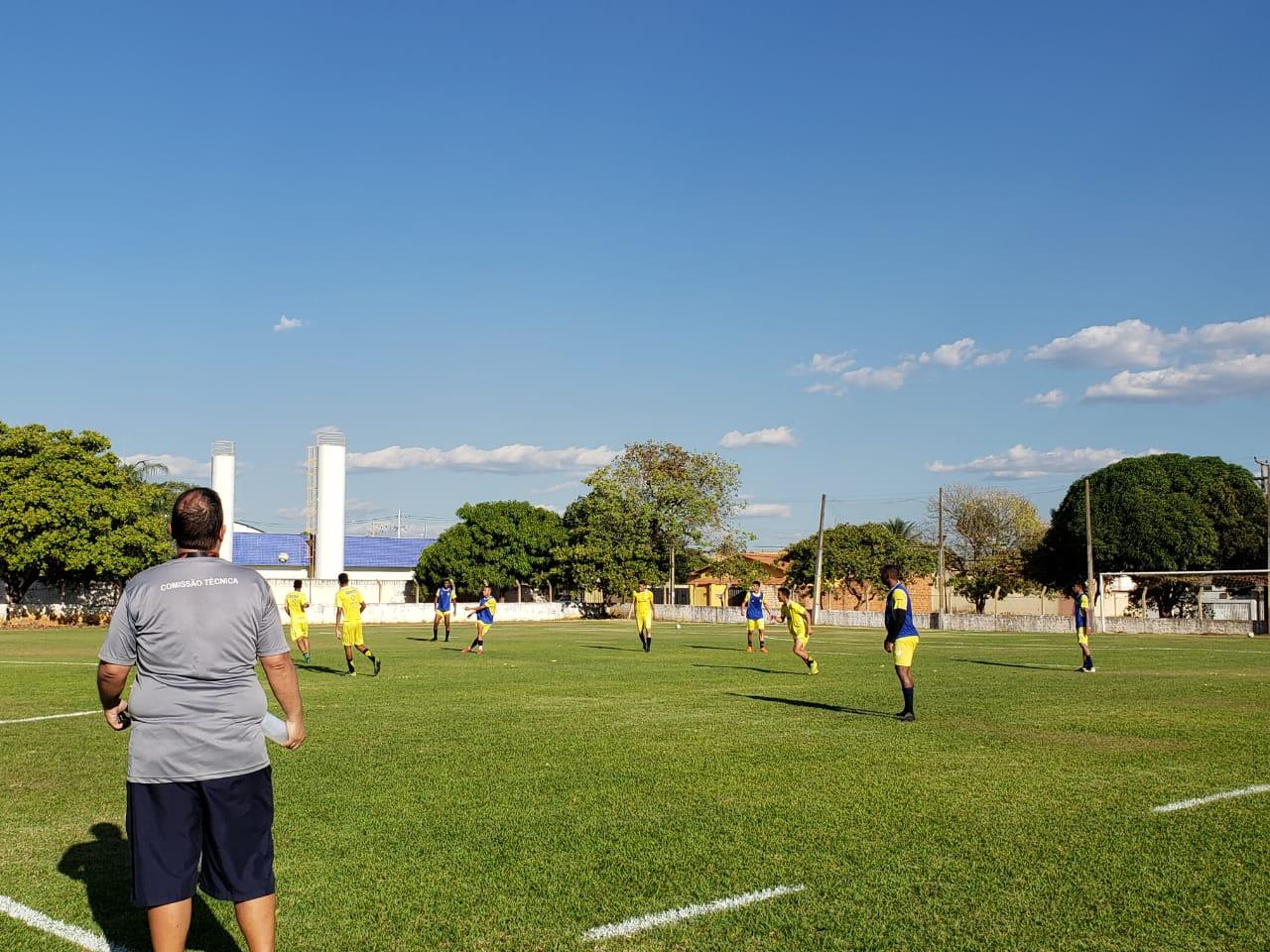 Palmas aposta nos jovens atletas para disputa das competições do segundo semestre