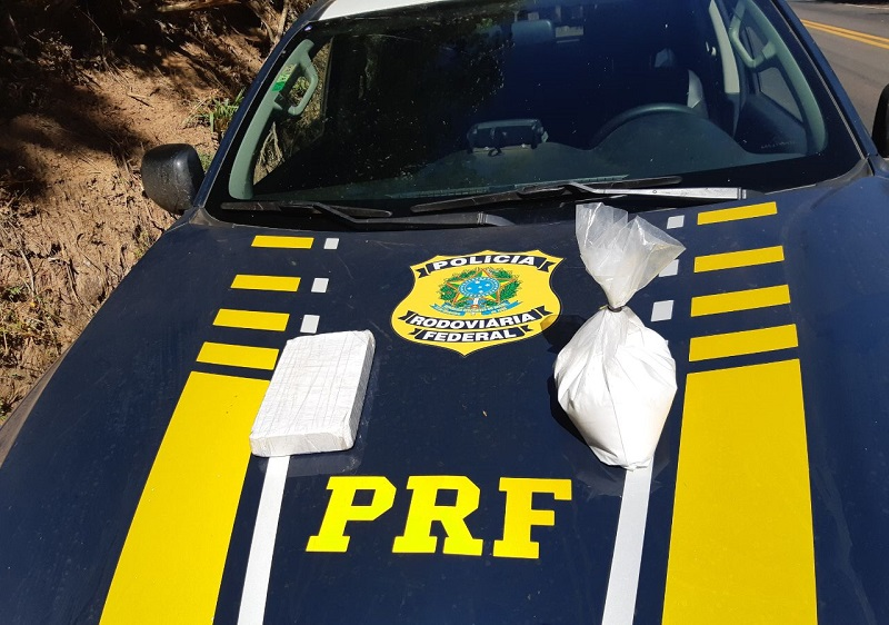 PRF prende dois homens por tráfico de drogas em Paraíso do Tocantins