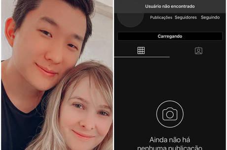 Após 'expor' marido, mulher de Pyong desativa conta no Instagram