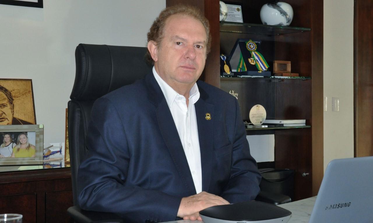 Governador Mauro Carlesse decreta luto pelos 500 tocantinenses mortos pela Covid-19