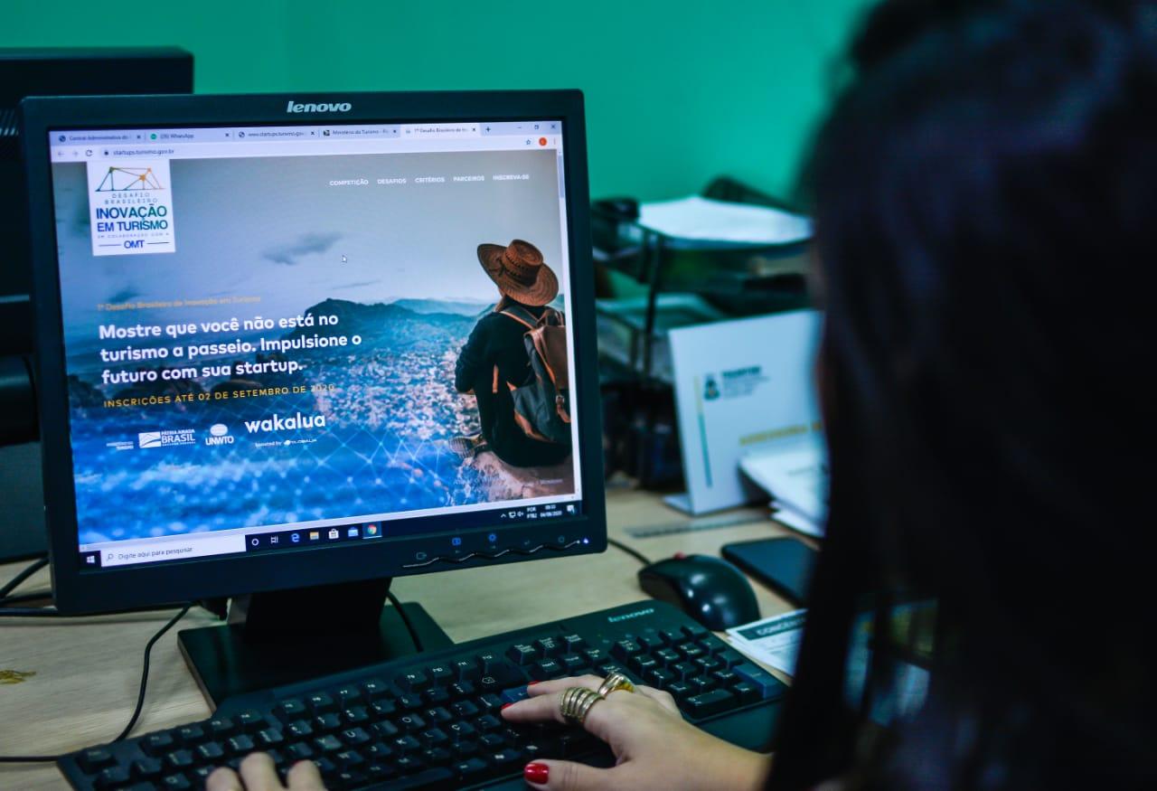 Abertas as inscrições ao 1º Desafio Brasileiro de Inovação em Turismo