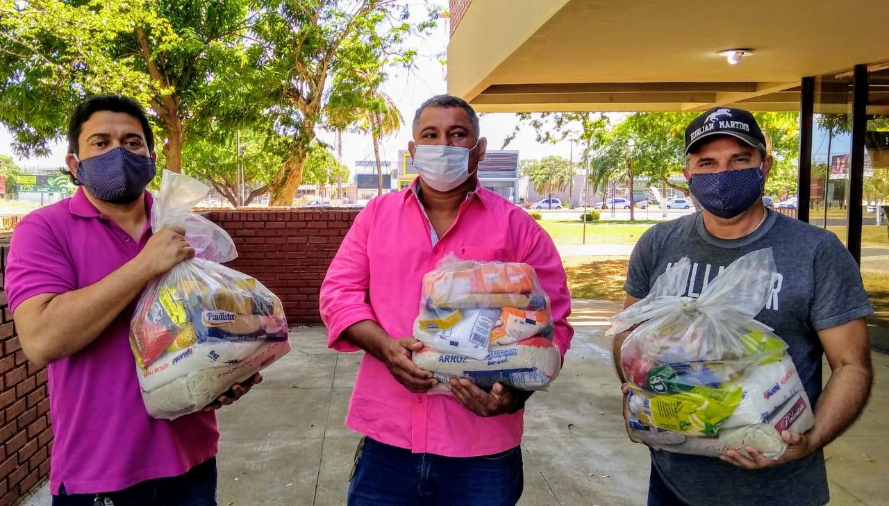 Governo do Tocantins apoia ação social da Comitiva Tropeiros da Fé do Senhor do Bonfim