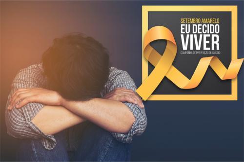 Especialista do HDT-UFT destaca a importância de dialogar sobre a prevenção ao suicídio