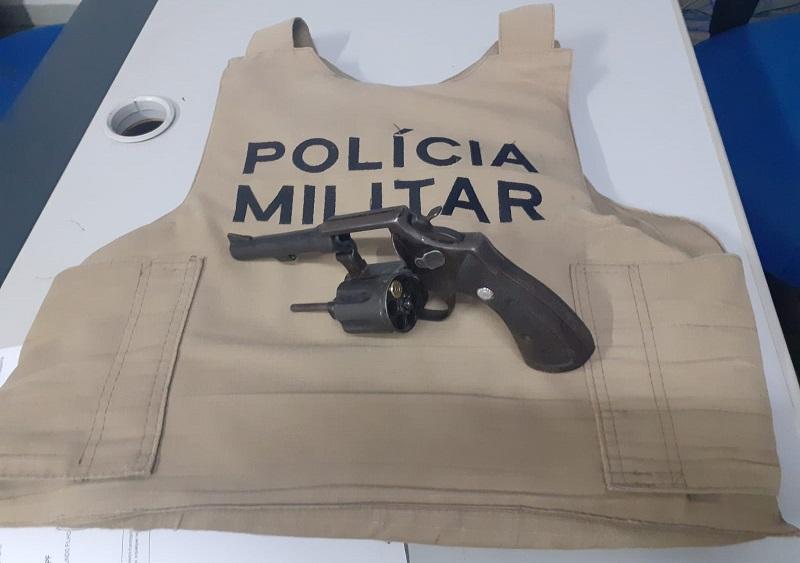 Suspeito de assassinar a ex-mulher em Abreulândia comprou arma do crime em Paraíso um dia antes, diz PM