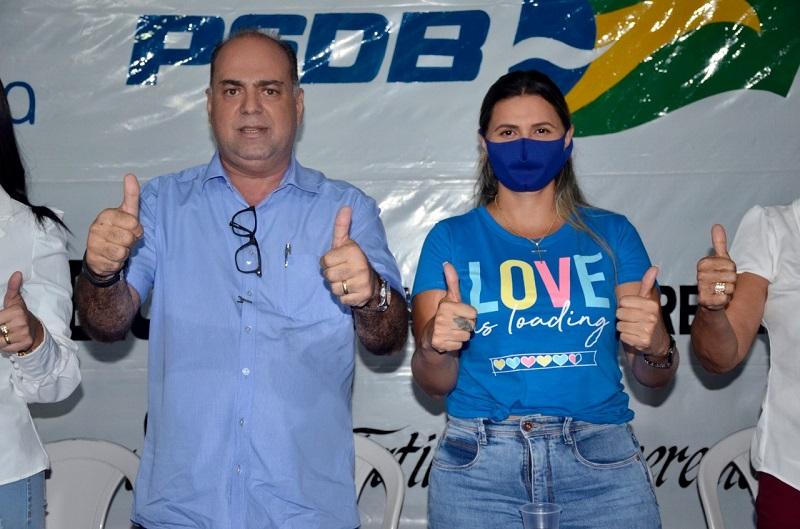 Washington Vasconcelos concorre reeleição em Fátima
