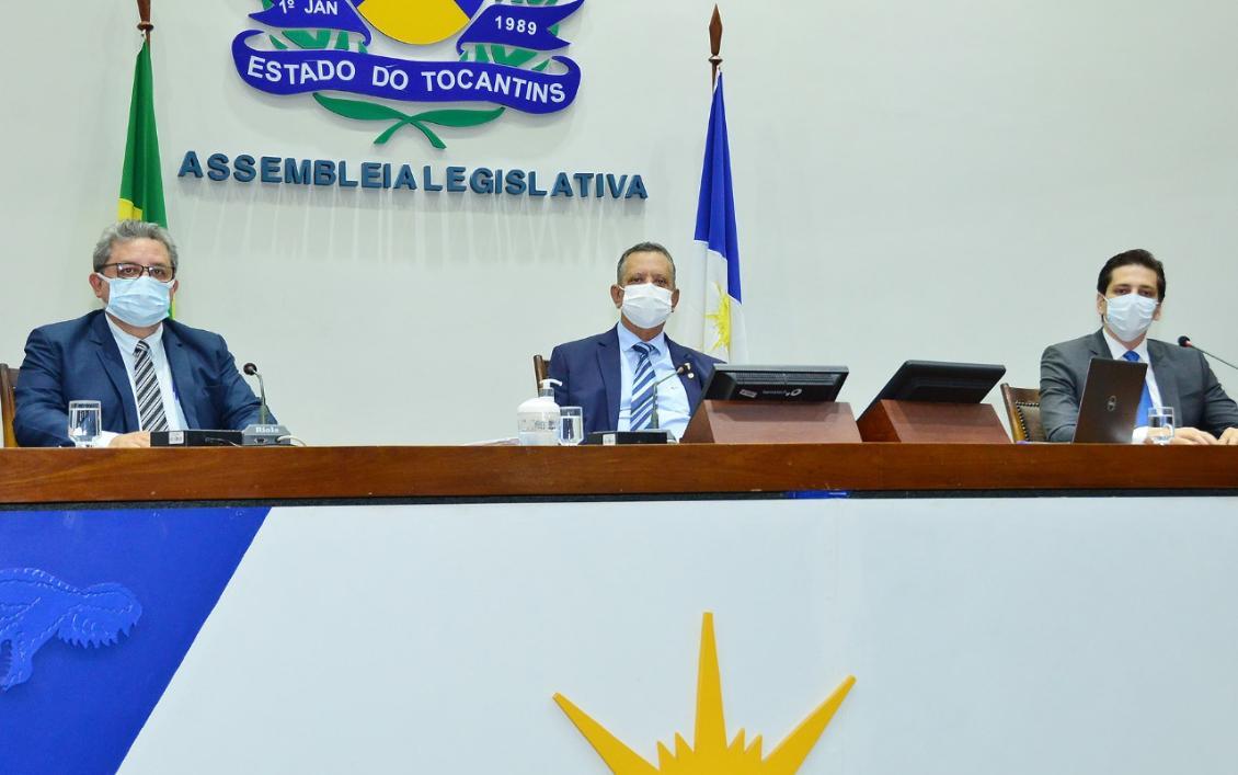 Deputados prorrogam estado de calamidade em cinco municípios do Tocantins