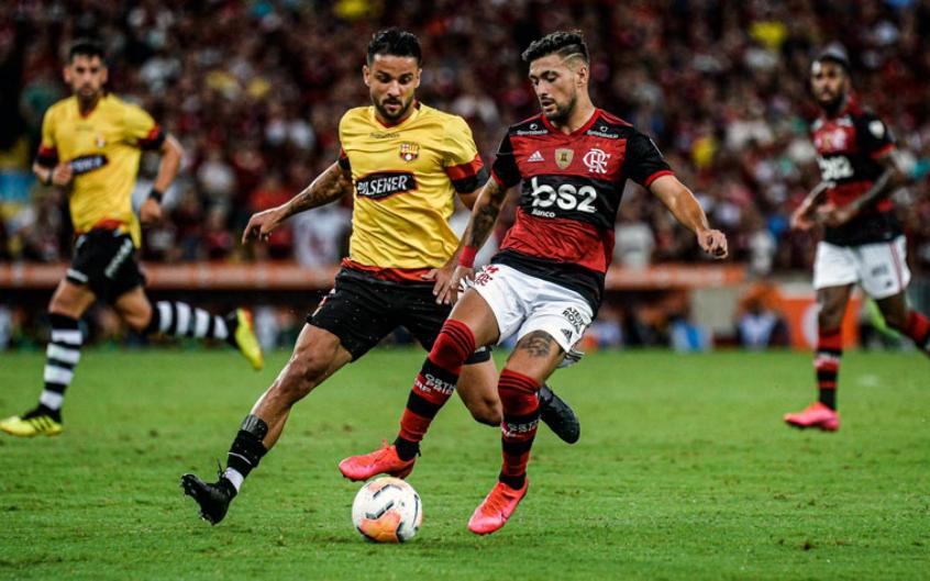 Flamengo enfrenta Barcelona de Guayaquil na Libertadores; veja onde assistir