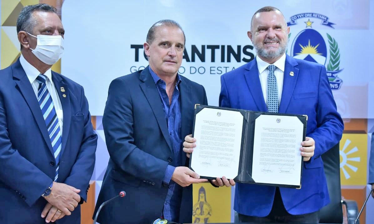 Semana do governador Carlesse é marcada por projetos e ações que focam na retomada da economia pós-pandemia