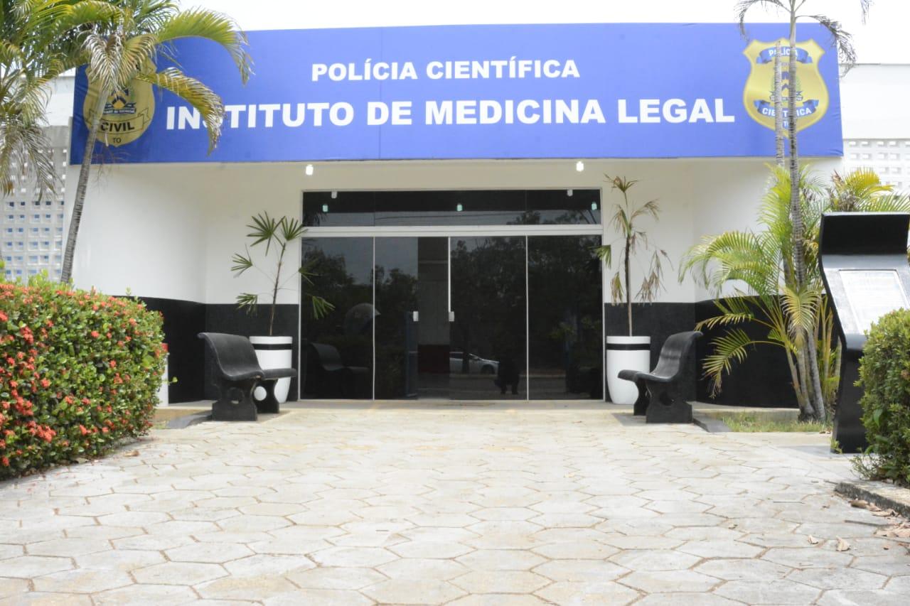 Corpo de homem morto no HGP há mais de um ano permanece no IML de Palmas