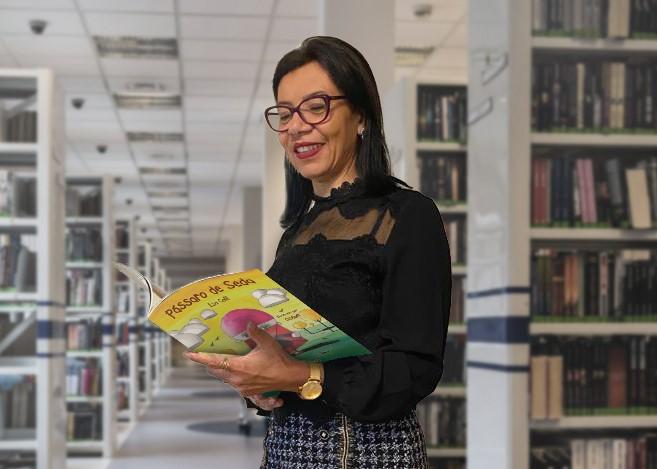 Pássaro de Seda, de Isa Colli, que aborda empreendedorismo, entra como apoio paradidático em escolas no Brasil