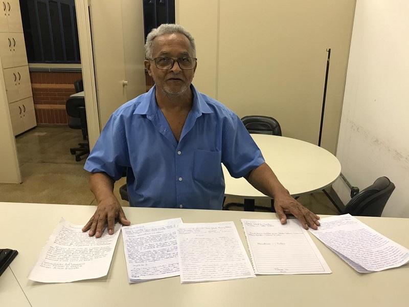 Campus Paraíso do IFTO lamenta falecimento do professor Lourival Gonçalves, vítima da Covid-19