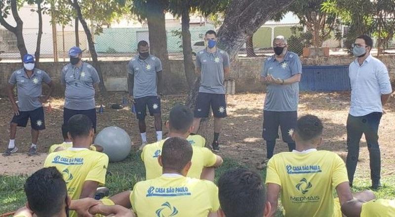 Série D: oito jogadores do Palmas testam positivo para a Covid-19