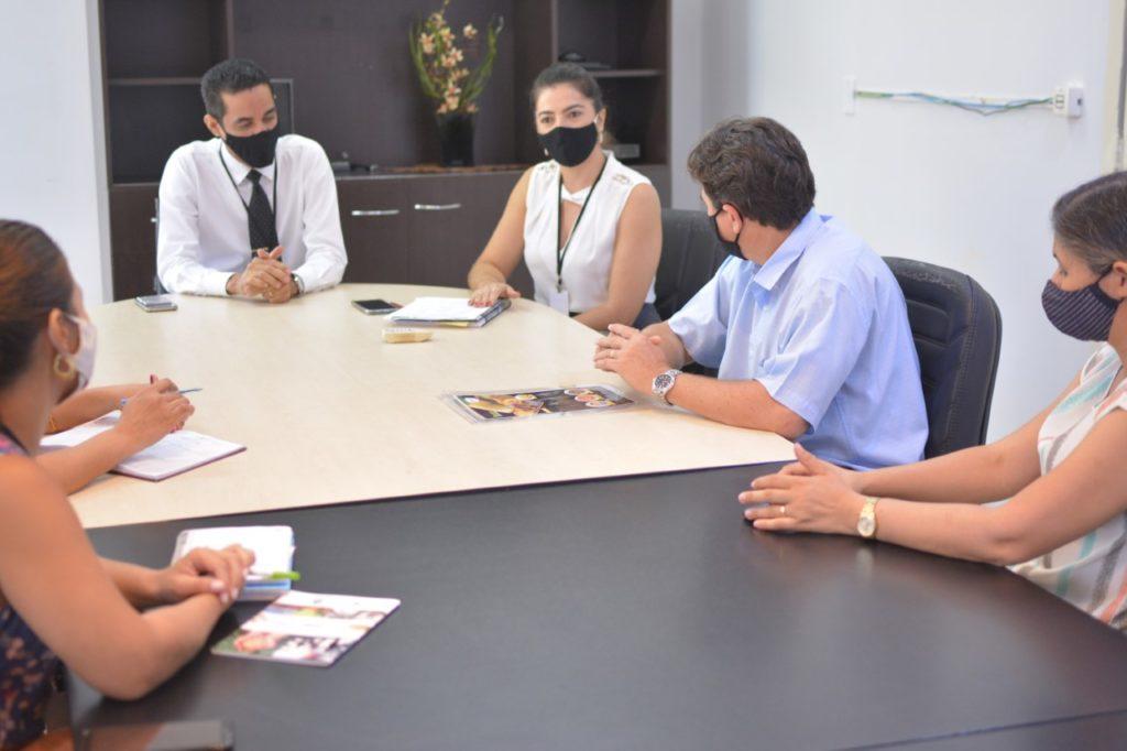 Empresários de Palmas buscam apoio da Indústria e Comércio para expandir negócios
