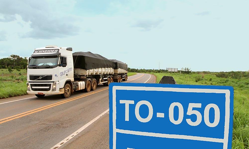 Governo do Tocantins autoriza que empresa faça estudos de tráfego para comprovar viabilidade de concessão de rodovias