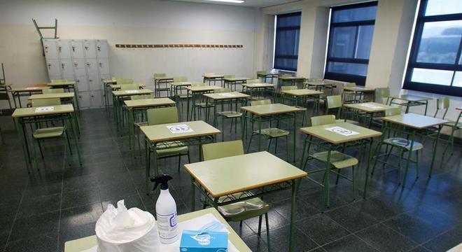 Governo de São Paulo anuncia data para retorno das aulas presenciais