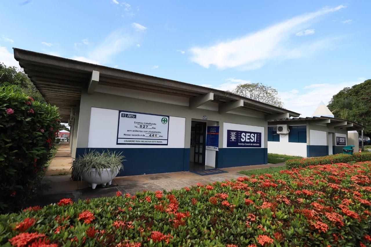 Modalidades esportivas e de lazer do SESI estão com matrículas abertas em Araguaína e Gurupi