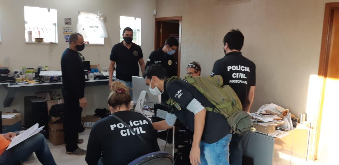 Segunda fase da Operação Attack Mestre efetua prisão preventiva de integrante da organização criminosa