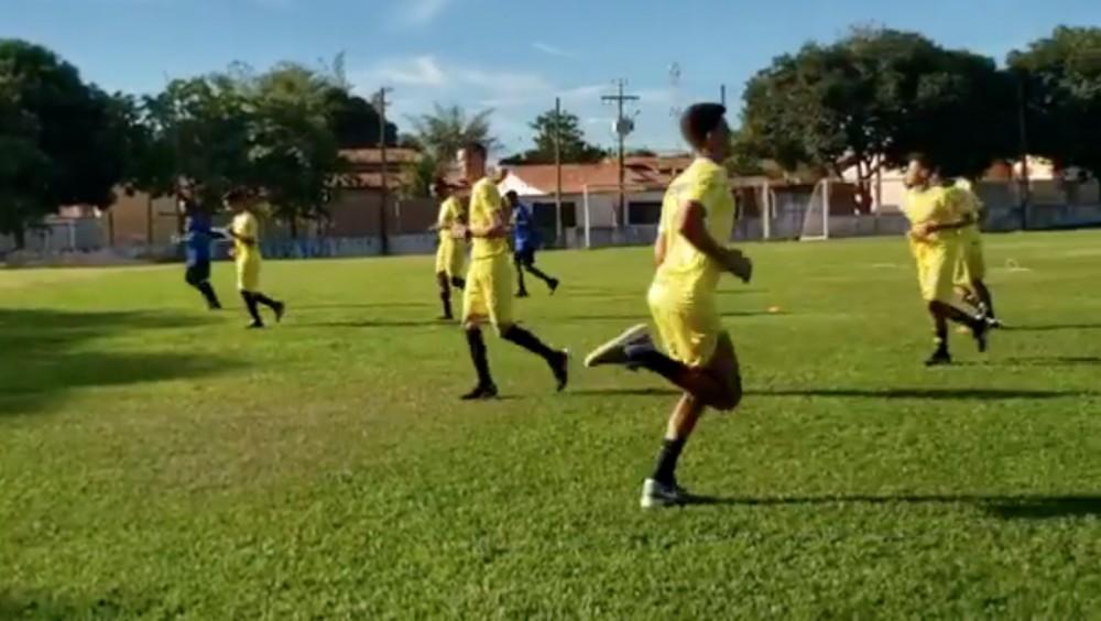 Palmas faz jogos-treinos antes de estreia na Série D; time faz parte do grupo 6