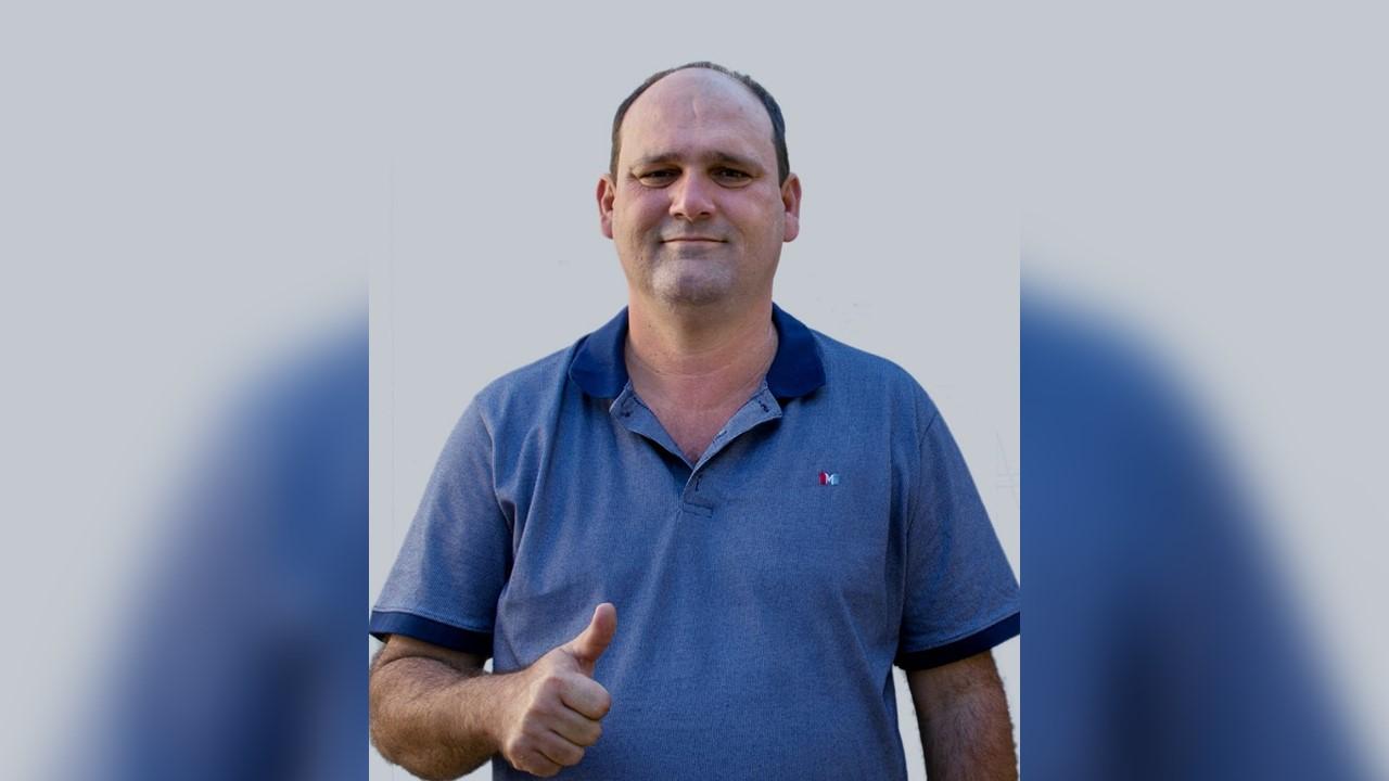 Falece em Palmas vice-prefeito de Barrolândia, Odair Mineiro, vítima da Covid-19