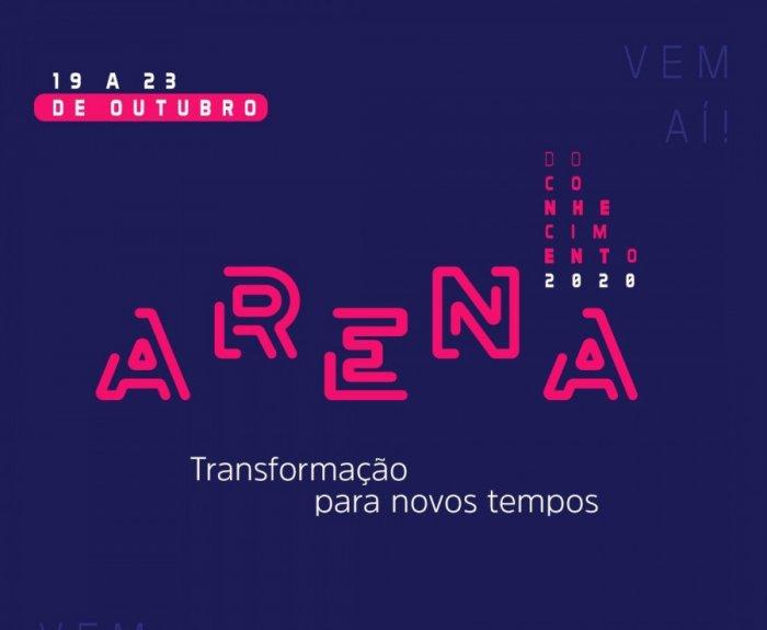 Arena do Conhecimento: Painéis debaterão finanças, transformação digital, Ecommerce e Agronegócio digital