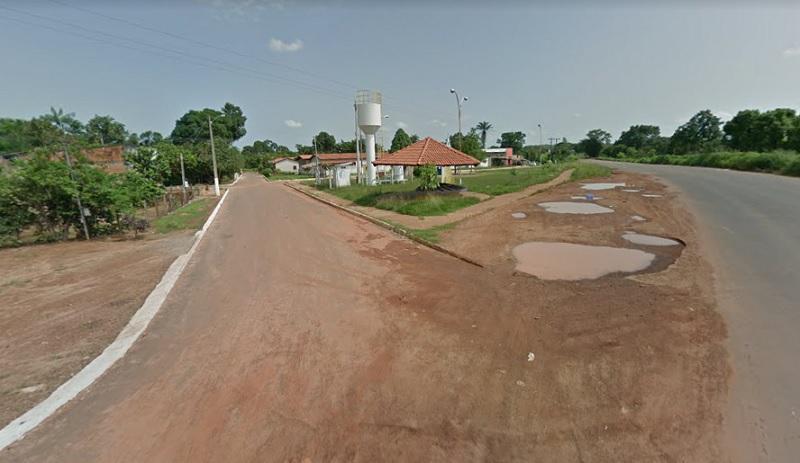Idosa morre atropelada por caminhão em marcha à ré no setor Barra da Grota, em Araguaína