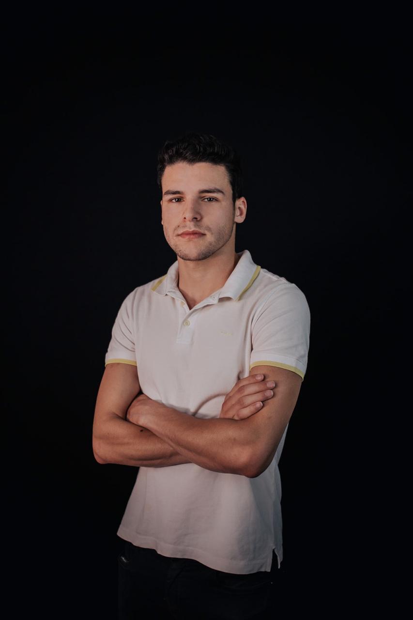 Desejo e ambição leva Dionathan Braga ao sucesso profissional