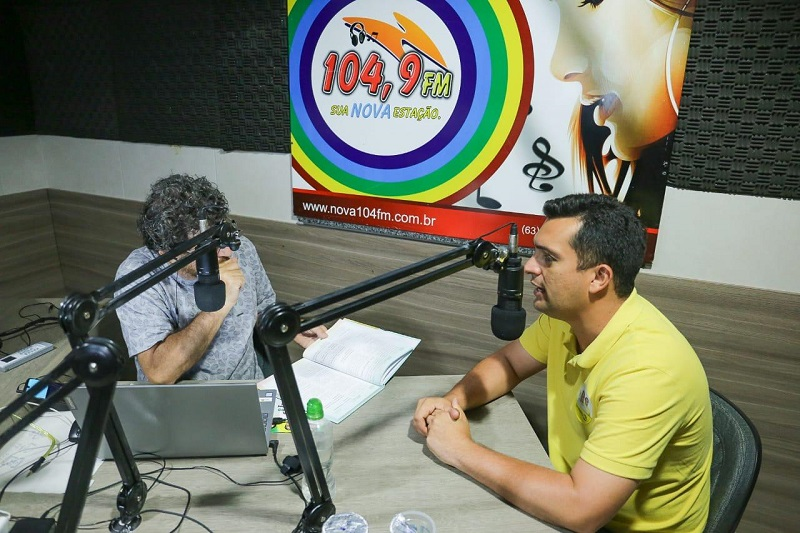 Em entrevista, Gutierres reforça que Gurupi está preparada para ser a capital econômica do Estado