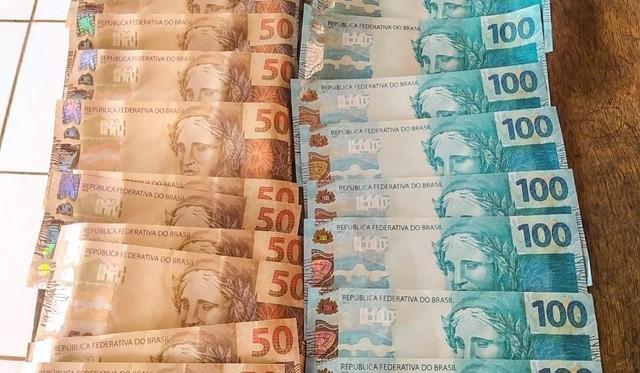 Homem é preso em Araguacema após receber dinheiro falso pelos Correios