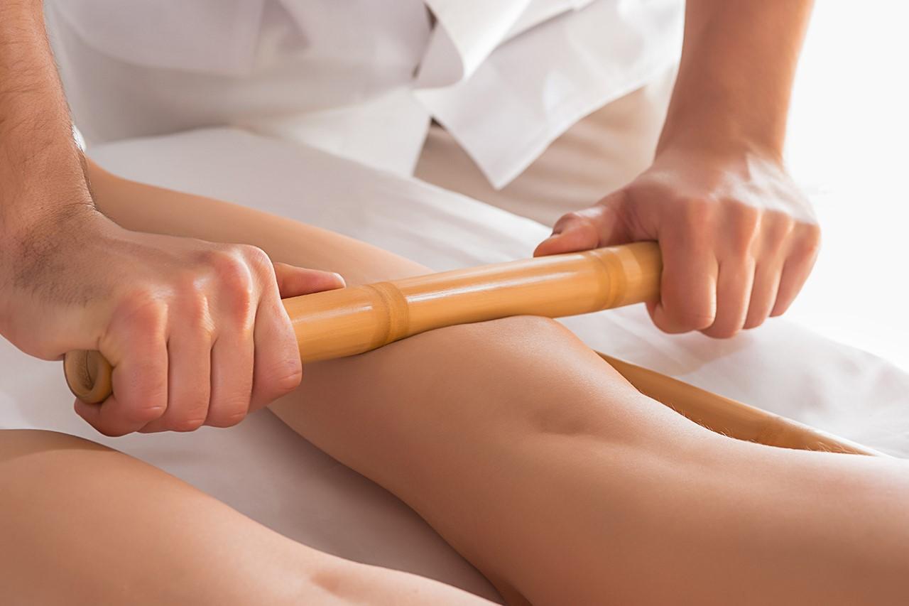 Massagens com utensílios incrementam tratamentos estéticos e terapêuticos