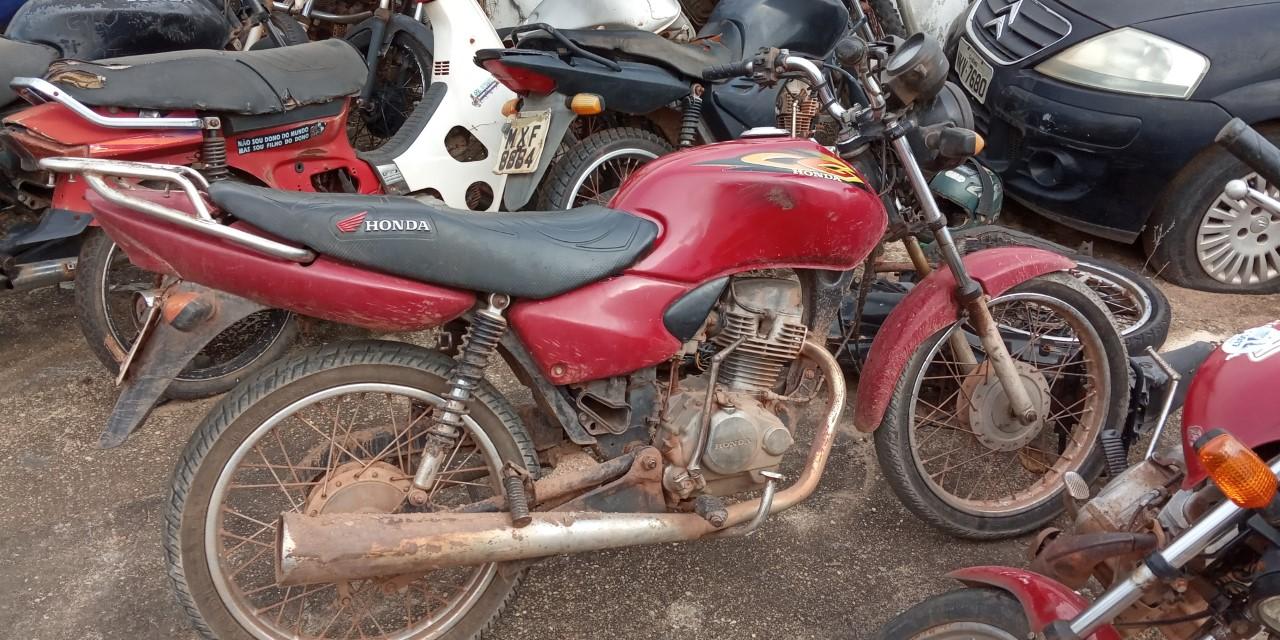 Polícia Civil recupera motocicleta roubada e indicia suspeito pelo crime em Bom Jesus do TO