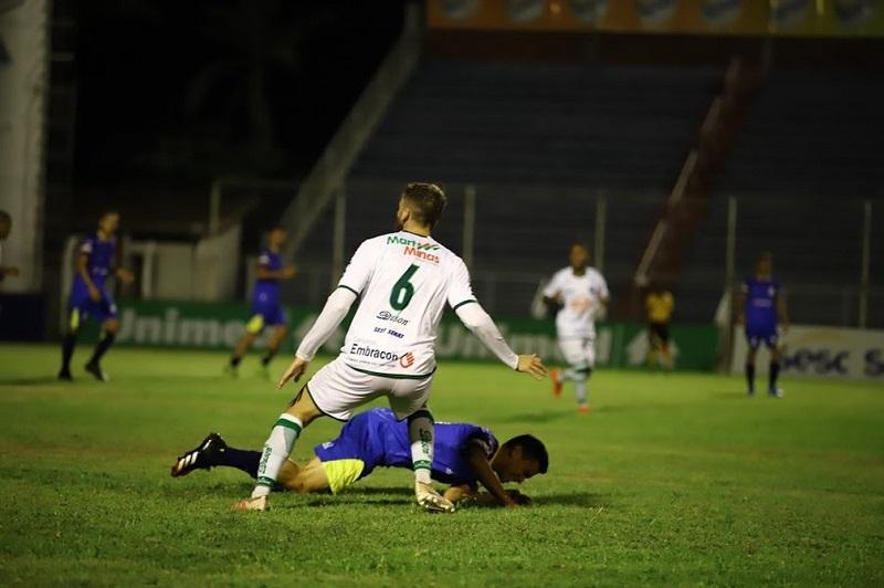 Com 0% de aproveitamento, Palmas registra pior campanha do Brasileiro da Série D