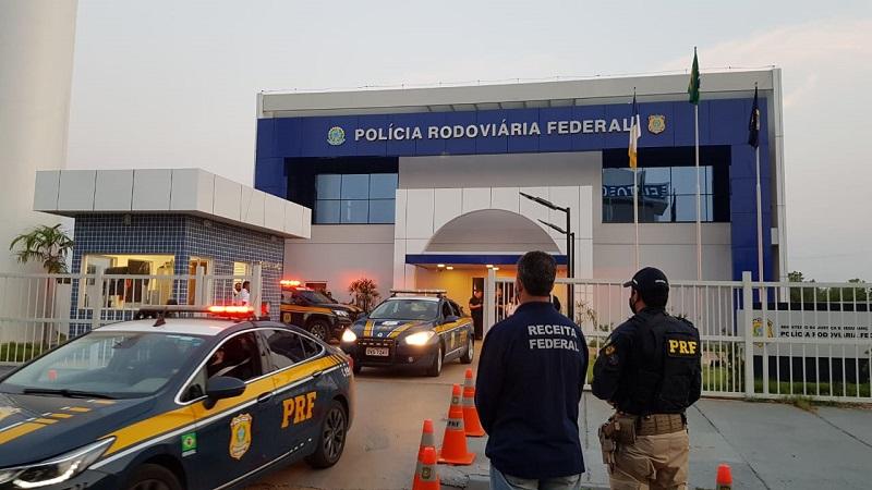 PRF e RFB participam da Operação Arinna do MP/SP para desarticular organização criminosa atuante na adulteração de combustível