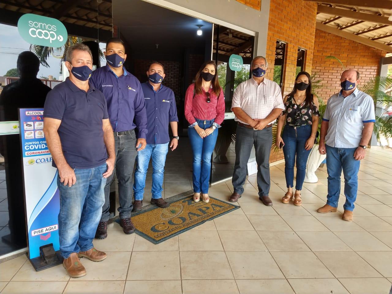 Missão Norte do Tocantins: Técnicos da Secretaria de Indústria, Comércio e Serviços visitam empresas da região