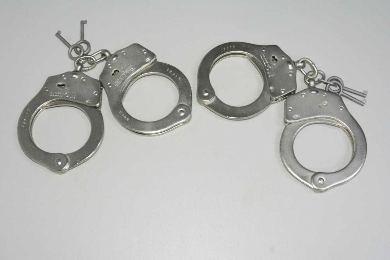 Polícia Civil do Tocantins prende em Combinado dois suspeitos de terem praticado um crime de homicídio em Sergipe