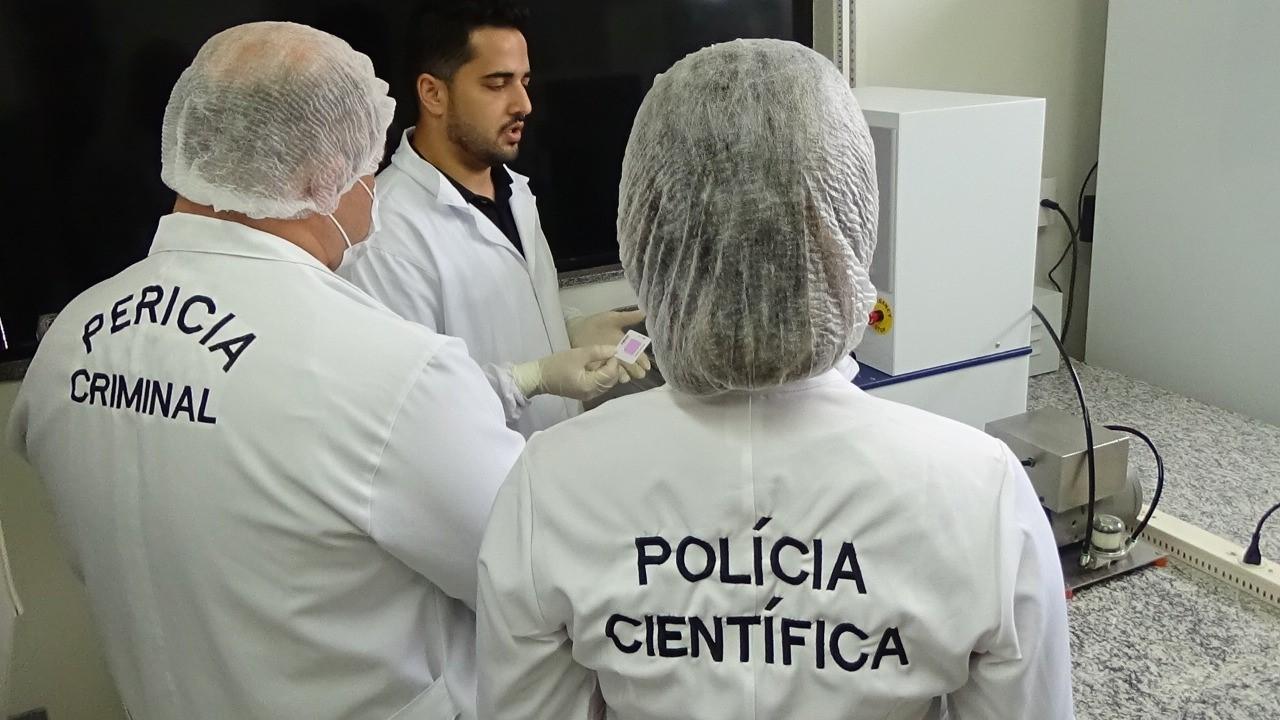 Polícia Civil apura primeiro crime de estupro e roubo em Araguaína por meio de exame de exame de DNA da cena do crime