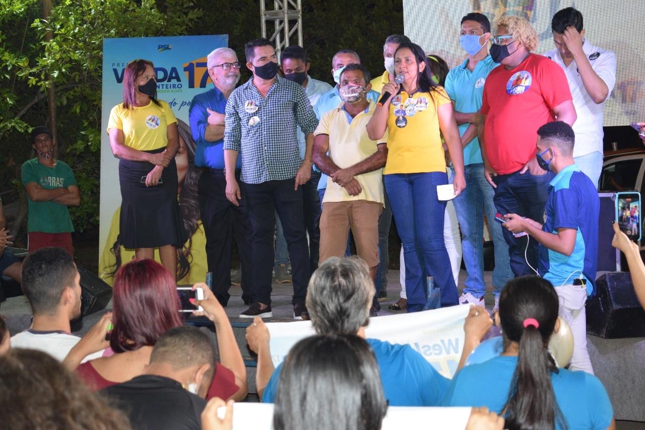 Região sul terá Hospital Municipal de Cirurgias Eletiva, afirma Vanda Monteiro