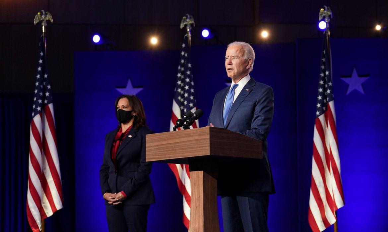 Líderes mundiais parabenizam Biden pela vitória à Casa Branca