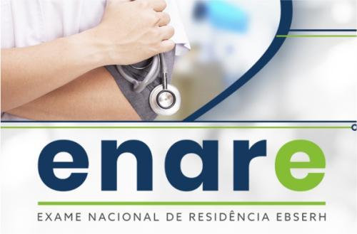 Abertas as inscrições para o Exame Nacional de Residência Ebserh (Enare)