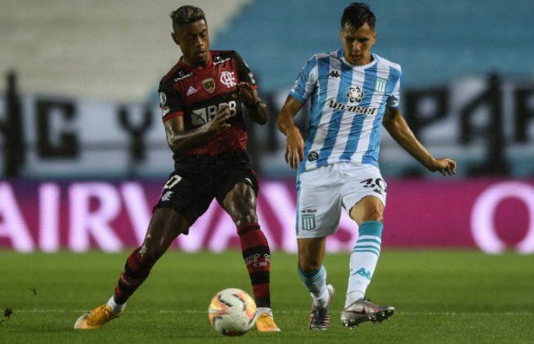 Flamengo empara contra Racing com destaque para Gabigol e Bruno Henrique